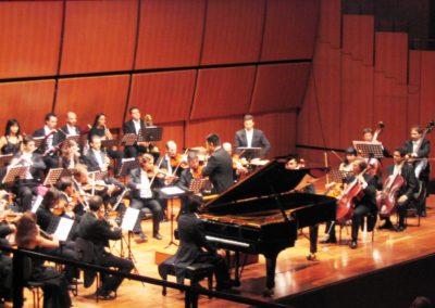 Concerto in Sala Sinopoli - Roma 2004