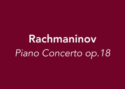 Rachmaninov | Piano Concerto op.18