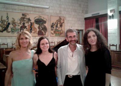 Accademia Tarquinia Musica - con il Trio di Lecce
